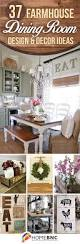 Decorating Dining Room Ideas 37 Best Farmhouse Dining Room Design And Decor Ideas For 2017