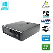 pc bureau professionnel ordinateur bureau professionnel unita centrale pc hp compaq 6005