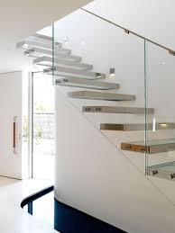 Glass Stairs Design Small House Staircase Designs Stairs Design Ideas