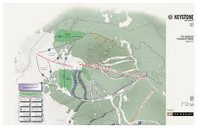 Keystone Map Keystone Resort Skimap Org