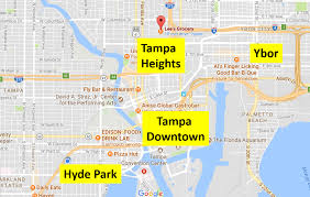 Tampa Florida Usa Map by Lee U0027s Grocery Tampa Fl Bob U0027s Beer Blog