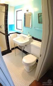 1930 bathroom design dave and fran s beautiful functional black and white tile