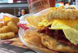 Sonic Breakfast Toaster Best Fast Food Breakfast Who Makes The Best Fast Food Breakfast