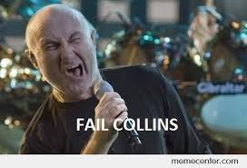 Phil Collins Meme - phil collins by ben meme center