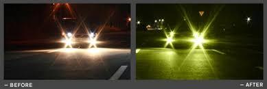 focus st nokya lime yellow led fog light bulbs nok9618