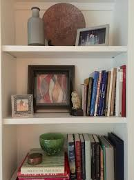 Home Interior Collectibles by The 1 Day Bookshelf Remodel U2014 Decorate Yours Like This U2014 Designed
