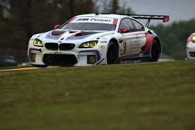 victory bmw bmw team rll celebrates victory at the petit le mans