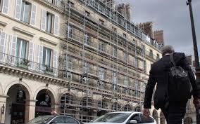 m ier bureau d ude françois hollande l inconnu du 242 rue de rivoli le parisien