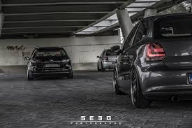 volkswagen polo black modified polo rear with vw passat by pride visions on widescreen volkswagen