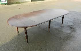 Drop Leaf Oak Table Antique Furniture Warehouse Extending Round Antique Oak Table