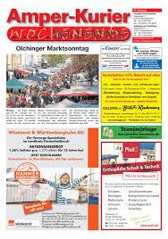 Dr Ruch Bad Kissingen Amper Kurier Kw 42s Samstag 2017 By Wolff Medienberatung Issuu
