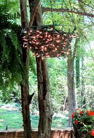 christmas hanging baskets with lights 13 best wire basket l images on pinterest for the home hanging