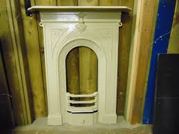 painted fireplace antique restored u0026 reclaimed fireplaces uk