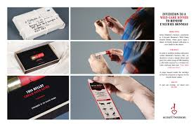 creative corporate invitations accueil bonneau direct advert by bcp bullet ads of the world