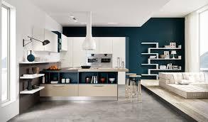 salon et cuisine moderne inspiration cuisine moderne pour tous les styles en 15 photos