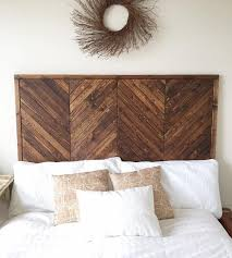 best 25 chevron headboard ideas on pinterest wood headboard