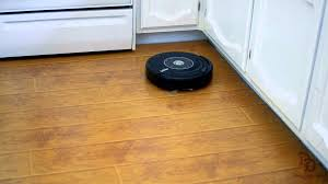 Irobot Laminate Floors Irobot Roomba 581 Youtube