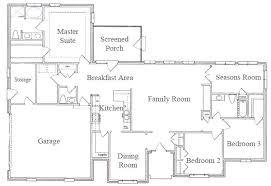 plans for ranch style homes floor plans ranch style house baddgoddess