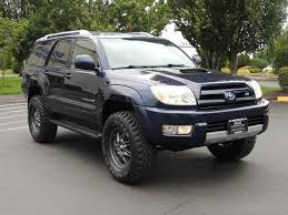 4runner toyota 2005 2005 toyota 4runner sport edition 4wd 8cyl lifted lifted