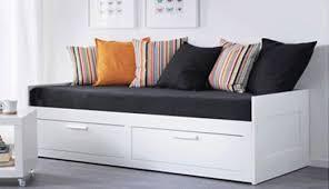 Ikea Single Bed Frame Beds With Storage Ikea