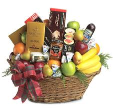 christmas fruit baskets the ultimate christmas gift basket fruit and gourmet baskets