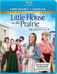 little house on the prairie season 5 deluxe remastered edition