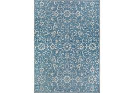 Turquoise Indoor Outdoor Rug Dalmally Turquoise 5 3 X 7 6 Indoor Outdoor Rug Rugs Blue
