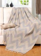 Chevron Armchair Armchair Throws Ebay