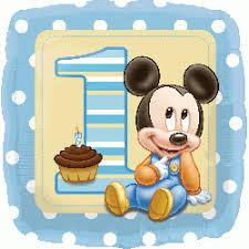 mickey mouse 1st birthday mickey mouse 1st birthday party balloon 18