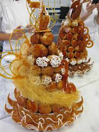 traditional wedding cakes from around the world croquembouche