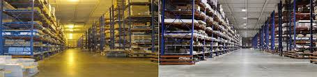 Led Warehouse Lighting Projects And Testimonials Leo Led Llc