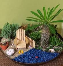 the international miniature gardens from the great annual