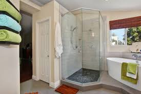 comtemporary master bath shower remodel south land creative design comtemporary master bath shower remodel this