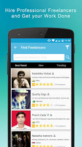 Freelance Artists For Hire Search Jobs U0026 Hire Freelancer Android Apps On Google Play