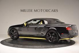 bentley black 2017 2017 bentley continental gt speed black edition convertible stock