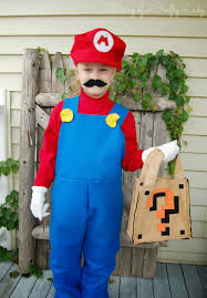 mario costumes for halloween diary of a crafty lady super mario brothers custom felt trick or