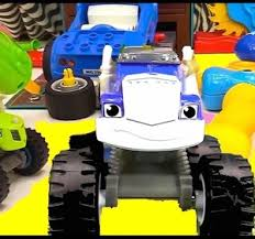 ice crash monster trucks toy trucks videos kids toy cars