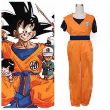 Dragon Ball Halloween Costumes Discount Goku Halloween Costumes 2017 Dragon Ball Goku