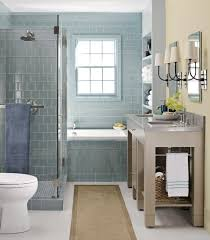 Blue And Gray Bathroom Ideas - blue glass bathroom tile ideas and pictures