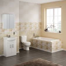 alaska complete bathroom suite at victorian plumbing uk