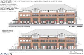 borough market plan new look at revived fulton market building south street seaport