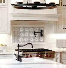 backsplash 6x6 tile backsplash style kitchen patterns images