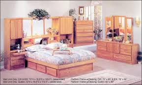 La Jolla Collection Bedroom Furniture - Bedroom furniture wall unit
