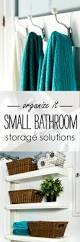 Storage Idea For Small Bathroom Small Bathroom Organization U0026 Makeover It All Started With Paint
