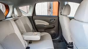 nissan versa note sl 2017 nissan versa note sl interior rear seats hd wallpaper 18