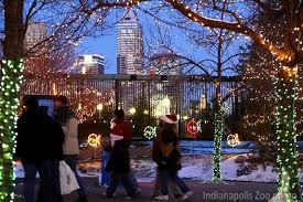 christmas lights at the zoo indianapolis 35 things to do in indy this holiday season