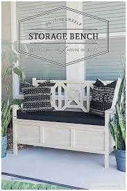 Deck Storage Bench Storage Benches And Nightstands Fresh Diy Under Window Storage