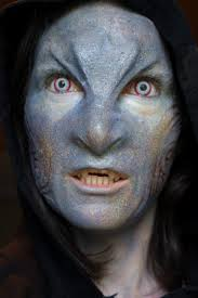 Awesome Halloween Makeup by Tribal Alien Prosthetic Makeup By Rhonda Causton Reel Twisted Fx