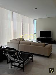 motorized perforated roller blinds u2013 v gos home curtains blinds