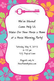 family party invitation wording sunburstzurp housewarming party